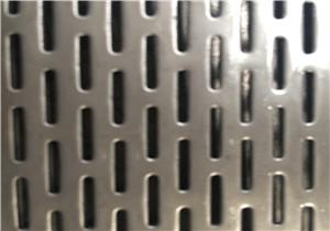 长圆孔冲孔网